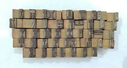 43 Letterpress Wood/wooden Hand-carved Matrices For Type Englishwmt99