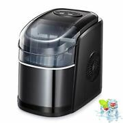 Kismile Counter Top Ice Maker Machine With Self-cleaning, Assorted Colors