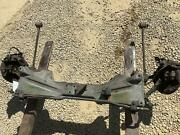 91-92 Toyota Mr2 Non Turbo Rear Suspension Assembly - Clean