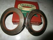 Nors Front Wheel Seals 1948 1949 1950 51 52 53 54 Ford Truck F4 F5 F6 91t-1190