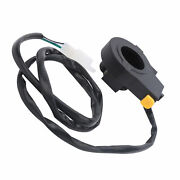 Throttle Handle And Ignition Switch Fit For 48cc 80cc 2 Stroke Motorised Bike