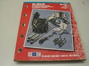 Ac Delco Electrical Plugs Switches Wire Alternators Starters Part Number Catalog