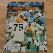 Earl Campbell Houston Oilers Sports Illustrated December 4, 1978 Subscription