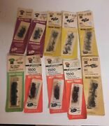 Vintage Kadee N-scale Lot Of 10 Micro Couplers And Accessories New Old Stock
