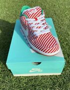 Nike Sb Dunk Low Candy Cane - Size 11.5