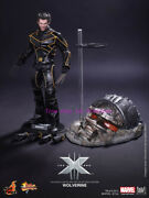 Hot Toys Mms187 - X-men The Last Stand 1/6th Scale Wolverine Limited Edition