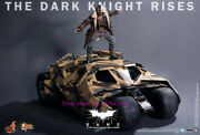 Hot Toys Mms184 - The Dark Knight Rises:1/6th Tumblercamouflage Version Action