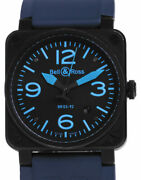 Bell And Ross Br03-92 Br03-92-s Steel Automatic Watch 2010