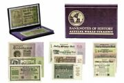 Germany Weimar Republic Hyperinflation Period - A Collection Of Twelve Banknotes