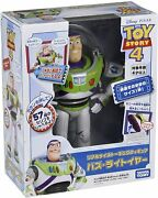 Toy Story Real Size Talking Figure Buzz Lightyear Remix Version Voice Actor Doll