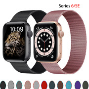 Magnetic Loop Strap For I Watch Band Stainless Steel Bracelet Belt Wristband