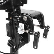 Boat Engine Outboard Motor Handle Control Operation Electric Start Low Noise