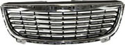 Chrome Grill Assembly For 2011-2016 Chrysler Town And Country Grille Ch1200350
