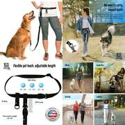 The Buddy System Adjustable Hands Free Dog Leash For Running, Jogging And Traini