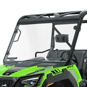 Arctic Cat Hard-coated Vented Full Windshield - 2019-2022 Prowler Pro - 2436-618