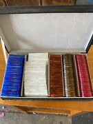 Vtg Dal Negro Poker Gambling Plaque Set Marbled Lucite Chipsitaly, Exclusive