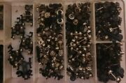 250 Pcs Vintage Arnold N Scale Replacement Wheels, Under Carriage,couplers New