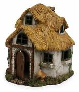 Miniature Fairy Garden Cotswold Cottage Mg 33 House Door Opens Faerie Gnome