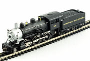 Model Power 876501 N Norfolk Southern 2-6-0 Mogul With Sound And Dcc