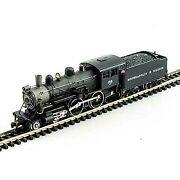Model Power 876281 N Minneapolis And St. Louis 4-4-0 American With Sound