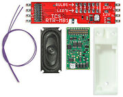 Train Control Systems 1754 Ho Wdk-ath-8 Wowkit Dcc Sound Conversion System
