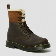 Dr. Martens 1460 Womenand039s Dmand039s Wintergrip Faux Fur Lined Boots