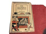 The Pilgrims Progress,bunyan,published J.h. Sears And Co., Hc Book