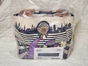 Disney Dooney And Burke 2017 Epcot Food And Wine Festival Figment Tote
