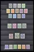 Lot 33717 Stamp Collection German Zones 1945-1949.