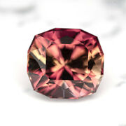 Color Change Tropical Sunset Tourmaline-russia 5.43ct Cut By Darryl Alexander