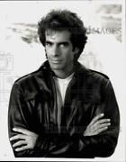 1990 Press Photo David Copperfield In The Magic Of David Copperfield Xii