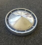 Ford Hubcaps Vintage 10-1/2andrdquo Dog Dish Fairlane 1960 61 Poverty Wheel Covers