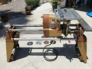 Shopsmith Mark V Goldie Shop Smith Used Woodworking System