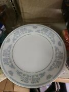 6 Vintage Liling Fine China Yung Shen Chippendale Pattern 10 Dinner Plate Dish