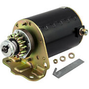 Starter Motor For Briggs And Stratton Ride On Lawn Mower 693551 693552 14 Teeth
