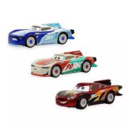 Disney Store Limited Cars Diecast Car Set Rocket Racer Type From Japan F/s New