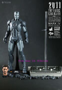 Hot Toys Mms153 Iron Man 2:1/6th Mark Iv Secret Project 2011 Toyfair Exclusive
