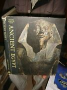 India Rare - Ancient Egypt By Lionel Casson And The Editors Of Time Life Books