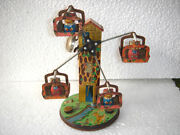 India - Rare Old Vintage Wind Up - Tin Toy - Made In Japan