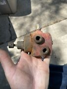 Farmall Md / 400 / 450 Diesel Primary Injection Pump View Photos Oem Used