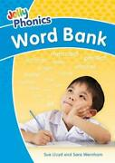 Jolly Phonics Word Bank By Lloyd Sue Book The Fast Free Shipping