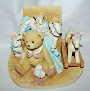 Estate=cherished Teddies Christopher Old Friends Are The Best Friends 950443