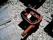 6ft Aermotor X-602 Windmill Motor Case Repoured