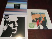 Brian Eno Another Green World And After Science Remastered + Bush Of Ghosts Lp Set
