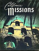 California's Missions - Illustrated By Herbert C. Hahn 1967, Paperback