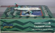 Gemini Jets Gjawe531 Airbus A320-232 America West Airlines N627aw In 1400 Scale