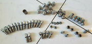 Assorted Oem Original Mercedes Benz Wheel Lugs Nuts Bolts Lock Many Sizes Look