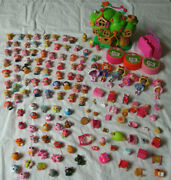 Huge Lot Of 140 Lalaloopsy Tinies Treehouse Pets Accessories And More Excellent