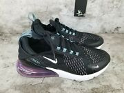 Nike Air Max 270 And039black Artic Pinkand039 Womenand039s Size 11.5 Menand039s 10 Dh1080-001