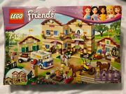 Lego 3185 Friends Summer Riding Camp Brand New Factory Sealed Box Building Toy